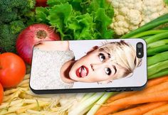 Miley cyrus hair style for iPhone 4/4s iPhone 5/5S/5C by dewapetir