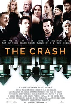 The Crash (2017)  Jekyll Island (original title) R   -  In the not so distant future, a team of white collar criminals are enlisted by the Federal government to thwart a cyber-attack that threatens to bankrupt the United States of America.  -   Director: Aram Rappaport  -   Writer: Aram Rappaport  -   Stars: Frank Grillo, Minnie Driver, AnnaSophia Robb  -  CRIME / THRILLER   -  Released:  January 13, 2017