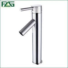 101.65$  Buy here - http://alio9m.worldwells.pw/go.php?t=32767231831 - FLG Contemporary Basin Faucet Nickel Brushed Cold Hot Deck Mounted Waterfall Faucet,Basin Taps Water Mixer Free Shipping M242N