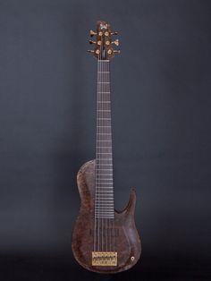 Fodera Anthony Jackson 6 string Bass