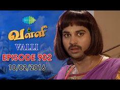 Valli 11-02-2016 Sun Tv Serial Online     http://www.tamilcineworld.com/valli-11-02-2016-sun-tv-serial-online/