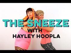 Hayley Hoopla Teaches Us to Sneeze - Learn How to Hula Hoop | Hula Hoop Dance Videos and Tutorials | HOOPLOVERS.TV
