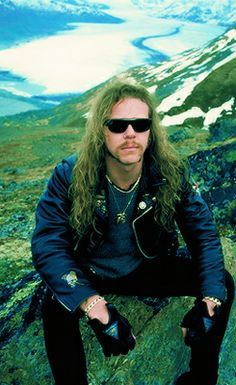 James Hetfield                                                                                                                                                                                 More
