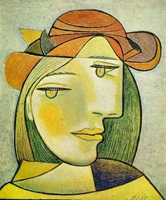 Pablo Picasso was born on October 1881 in Malaga, Spain. He was the first child of Don Jose Ruiz y Blasco, an art teacher, and Maria Picasso y Lopez. At an early age Pablo showed an interest in. Kunst Picasso, Art Picasso, Picasso Paintings, Pablo Picasso Artwork, Picasso Style, Portrait Picasso, Cubist Portraits, Art Moderne, Kandinsky