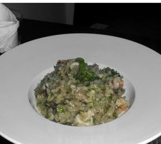 Seafood Risotto @ Black Sheep Bistro, Goa Instagram- http://ow.ly/AS2M303BmKN Facebook- http://ow.ly/M5Ha303BmNW