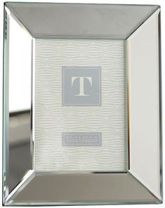 reflections beveled mirror photo frame picture frames wall decor home decor