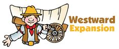 Western Expansion - FREE American History Lesson Plans & Games for Kids - This would be a great resource for a teacher during a Westward Expansion unit. It has something for students and teachers over several Westward Expansion topics.