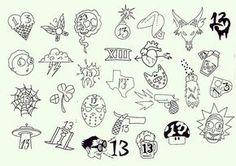 Hey everyone! Stop by @tattoometro on Friday the 13th for some sweet 20$ tattoos! #fridaythe13th #fridaythe13 #denton #dentontattoo #dentontexas #metropolistattoo #dentonfridaythe13th #1/13/17 #flash #tattooflash #texastattoos #dentonslacker #discoverdenton
