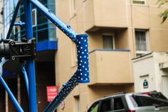 Dots, dots everywhere. How it looks your dream bicycle? Bicycles, Dreaming Of You, Dots, Stitches, Bike, Bicycle, Biking