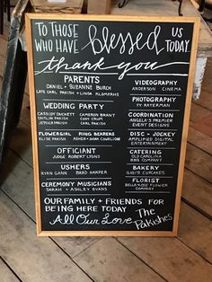 Take picture so people can look at the program at their seats and not have to pay to print out programs! Cute Wedding Ideas, Wedding Goals, Perfect Wedding, Fall Wedding, Our Wedding, Wedding Planning, Dream Wedding, Wedding Stuff, Wedding Inspiration