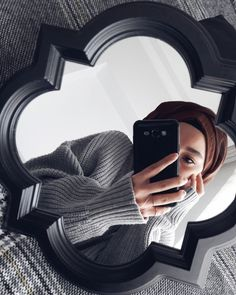 Hijabi Girl, Girl Hijab, Casual Hijab Outfit, Ootd Hijab, Hijab Fashionista, Girls Mirror, Islamic Girl, Profile Picture For Girls, Fake Photo
