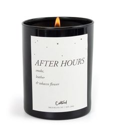 Catbird :: CATBIRD HOME & LOUNGE :: After Hours Candle