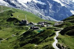 inspirock - 3 day itinerarys - The Eiger Trail, Grindelwald, Switzerland