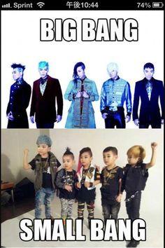 Big Bang kpop macro