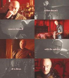 Tywin Lannister ~ Game of Thrones