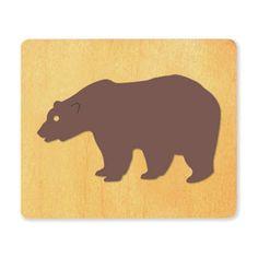 Polar Bear- Large; IMC Die Cut #264