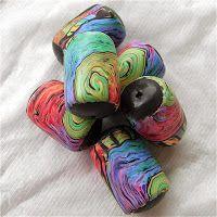 Magic Swirls Beads by Deb Hart