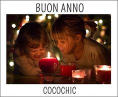 BUON ANNO!!! Giulia & Claudia www.cocochic.it  IL NUOVO CONCEPT STORE MINIMAL CHIC dove ogni mamma può trovare il giusto capo o accessorio di design per i bimbi da 0 a 6 anni
