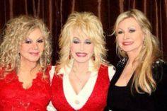 Stella, Dolly & Rachel Parton @ Stella Parton's Red Tent Conference