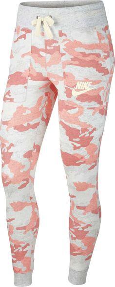 Nike Women s Sportswear Gym Vintage Camo Joggers 83e50aa0262a