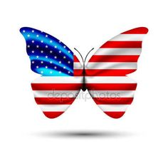 Stock Images, Photos, Vectors, Illustrations and Videos Free Vector Images, Vector Free, Ukraine Flag, States In America, Usa Flag, Logo Inspiration, Blue Flag, Butterfly, Images Photos