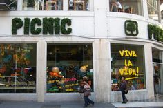 Buenos Aires' Newly Opened 'Picnic' Is the City's First Vegan Fast Food Restaurant
