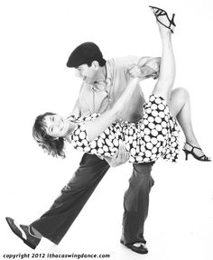 Take swing dancing lessons.