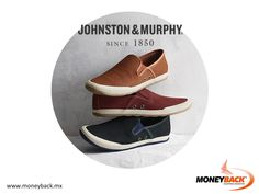 MONEYBACK MEXICO. This super comfortable sneaker from JOHNSTON & MURPHY is hand-finished, unlined perforated nubuck. It has ultra lightweight construction, cushioned insole and rubber sole. Will surely feel great walking in these! Shop Johnston & Murphy in Mexico and get a tax refund! #moneyback www.moneyback.mx