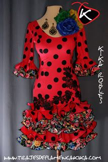 KIKA FLAMENCO COSTUMES
