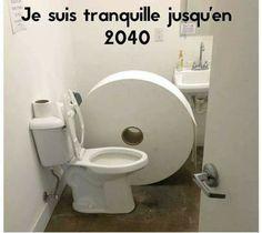 Je pense être tranquille jusqu'en 2040 ! #drole #marrant #drôle #rigoler #rire #rigole #rigolo