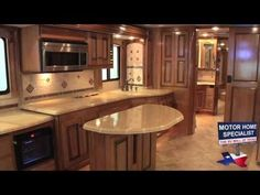 2010 Monaco RV Dynasty Luxury RV for Sale ( Part 2 ) at Motor Home Specialist