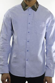 Camo Color Block Poplin. Need this in my life like now. Saw it on jack threads for $40.