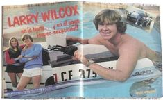 Larry Wilcox, Childhood Tv Shows, Interesting Faces, Old Movies, Hot Guys, Promotion, It Cast, Chips, Fandoms