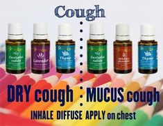 Image result for where to apply oils for cough