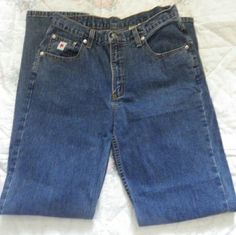 Dockers Jean's,  Relaxed Fit,  Size 11 Long Nice Blue Jeans. Dockers  Jeans