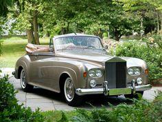 Rolls-Royce Silver Cloud Drophead III Coupe 1963