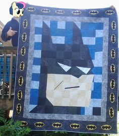 My friend created THE BATMAN! - Imgur -- this is for my baby and his love for superheros ;)  pretty neat