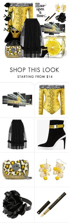 """She Used To Live Her Life Like Others Were Writing Her Biography - Now She Writes Her Own Life Story"" by sharee64 ❤ liked on Polyvore featuring Once Upon a Time, Faith Connexion, Simone Rocha, Off-White, Hill & Friends, Yves Saint Laurent and ystudio"