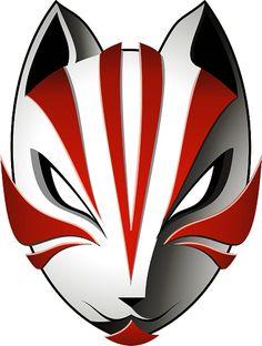 anbu mask   ANBU Mask] Kitsune [Nathan]