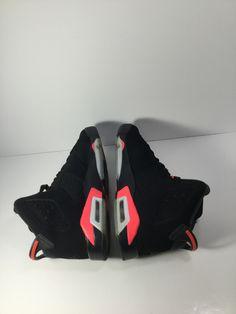 """Jordan 6 Retro """"Black Infrared"""" - Used"""