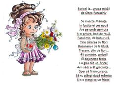 Doamna Fagilor: Șoricuț, la grupa mică... Clothing Hacks, Nursery Rhymes, Songs, Activities, Education, Literatura, Creativity, Tattoo, Preschool