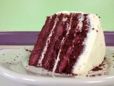 Good morning and Happy Taste Test Tuesday! We're going to go ahead and get you in the mood for Valentine's Day with our Strawberry Velvet Cake. Three layers of our delicious Red Velvet Cake cut in half and filled with fresh Strawberries and surrounded with our Cream Cheese Frosting. Come in today and let us know what you think!