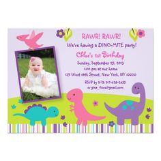Girls Dinosaur Birthday Party Birthday Party Ideas Girl dinosaur