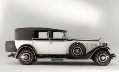 1931 Hispano Suiza H6C Coupé Chauffeur