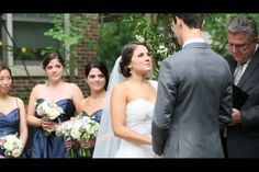 Need a little reminder of what it's all about? Watch this couple's wedding highlight film from Ann & Kam on SMP: http://www.stylemepretty.com/illinois-weddings/kenilworth-illinois/2013/12/20/kenilworth-club-wedding/