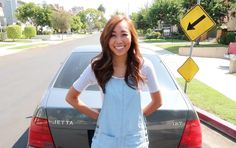 Jessica Chou Teaches Girls How to Fix Cars on Her YouTube Channel