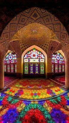 Beautiful Islamic art from Iran
