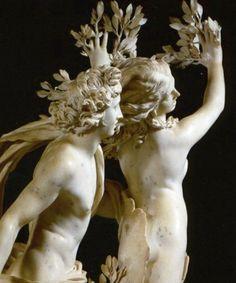 il mito di Apollo e Dafne: l'abbiamo letto, visto in mille modi, uno più bello dell'altro. Ma cosa accadrebbe se, questi miti, fossero attuali?