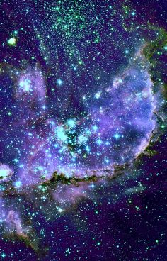 NGC 346 (in the Small Magellanic Cloud)
