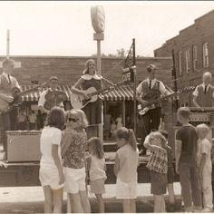 Clarksville, AR peach festival. 1966?